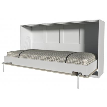 Кровать откид. гориз. Innova-H90, Бетон/ Ш2162 Г470(1110) В1165