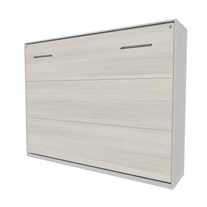 Кровать откид. гориз. Innova-H140 (Вудлайн кремовый)/ Ш2162 Г470(1610) В1664