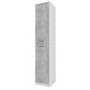 Шкаф Innova-V04, Бетон/ Ш450 Г470 В2265