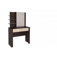 Стол КЛ-16 туалетный Дуб серый/Венге Ш1002 В1613 Г425