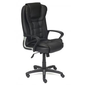 Кресло BARON Black 500х510х1140-1260