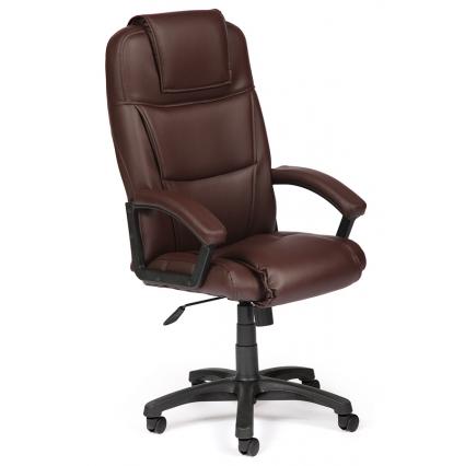 Кресло BERGAMO коричневый 610х500х1290-1420