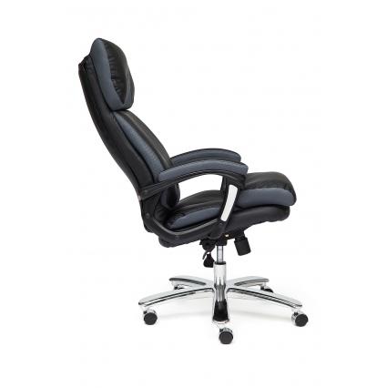 Кресло GRAND Black 600х480х1220-1300