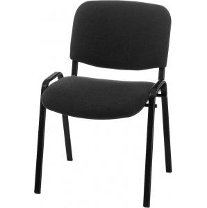 """Офисный стул для посетителей """"ИЗО"""" Black B-14 530х450х775"""