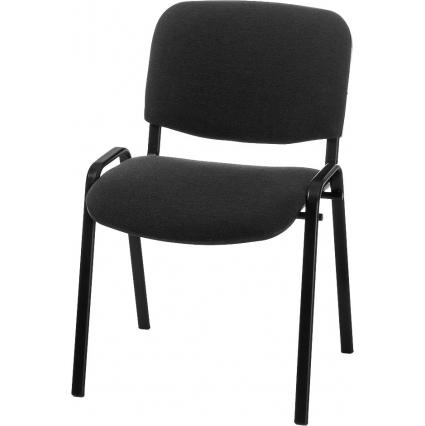 """Офисный стул для посетителей """"ИЗО"""" Black B-14"""