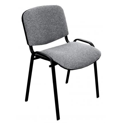 """Офисный стул для посетителей """"ИЗО"""" Black B-19"""