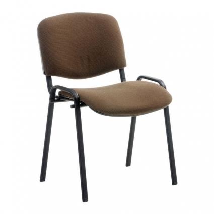 """Офисный стул для посетителей """"ИЗО"""" Black B-28 530х450х775"""