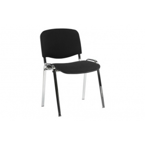 """Офисный стул для посетителей """"ИЗО"""" хром B-14"""