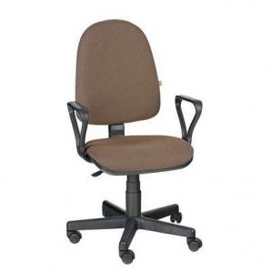 """Кресло """"ПРЕСТИЖ Profi"""" самба ткань С-24 600х600х990-1100"""