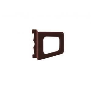 Ручка-держатель для москитной сетки коричневая