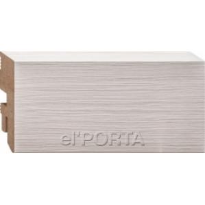 Плинтус напольный Loft/ Bianco Veralinga