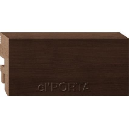Плинтус напольный Loft/ Brown Oak