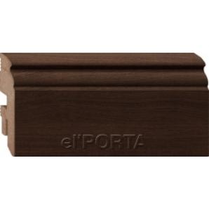 Плинтус напольный Classic/ Brown Oak