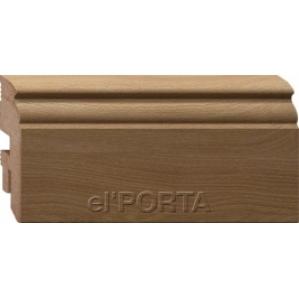 Плинтус напольный Classic/ Real Oak