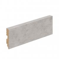 Плинтус напольный Loft/ Beton Grey Art (L -2,4 м)