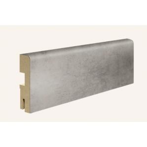 Плинтус напольный Loft/ Beton Grey