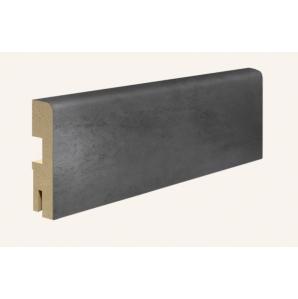 Плинтус напольный Loft/ Beton Graphite