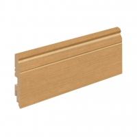 Плинтус напольный Classic/ Real Oak (L -2,4 м)
