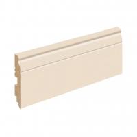 Плинтус напольный Classic/ Ivory (L -2,4 м)