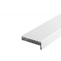 Подоконник ПВХ 150 мм (Белый матовый)