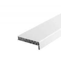 Подоконник ПВХ 200 мм (Белый матовый)