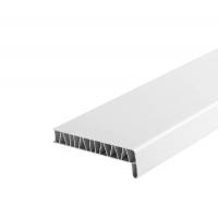 Подоконник ПВХ 250 мм (Белый матовый)