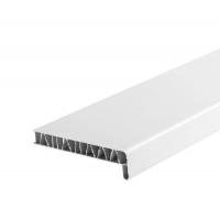 Подоконник ПВХ 350 мм (Белый матовый)
