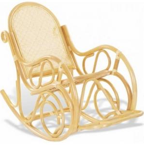 Кресло-качалка из ротанга 05/10B Мёд