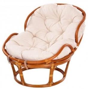 Кресло из ротанга «PAPASAN mini» 23/03 Миндаль
