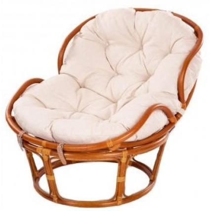 Кресло из ротанга «PAPASAN mini» 23/03 Каштан