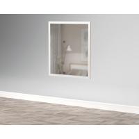 Зеркало навесное SC-З (Белый Платинум) Ш797 В910 Г20