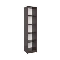 Шкаф-стеллаж СК-026 (Дуб венге) 400х1820х420