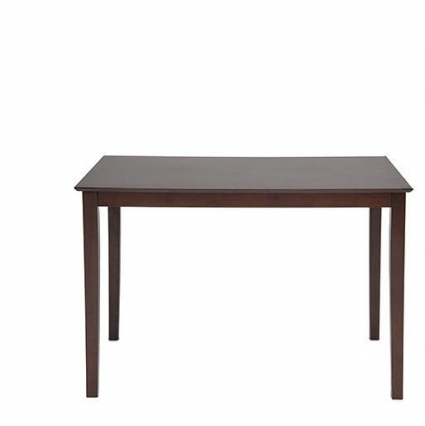 Комплект обеденный Hudson (стол+4 стула) Белый