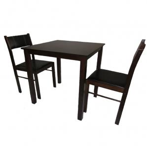 Комплект обеденный: стол Тинги-1 + стул Китти 2шт