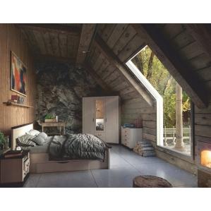 Набор мебели для спальни «ТАУЭР-10» (Спальня-3)