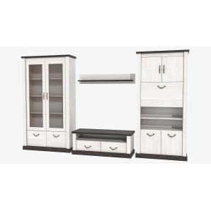 Набор мебели для гостиной «ТАУЭР-1» (Гостиная-1)