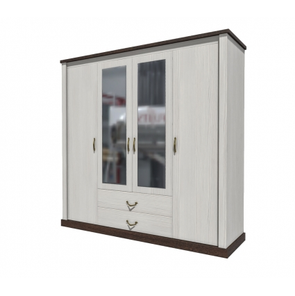 Шкаф комбинированный ТР-ШС-4/ Ш2076 В2010 Г602