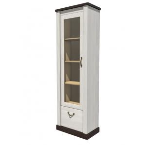 Шкаф с витриной ТР-ШГВ/ Ш640 В2010 Г366