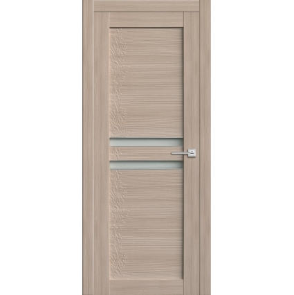 "Дверь межкомнатная ""Изабелла"" Беленый Дуб"