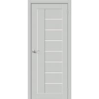 Дверь межкомнатная Браво-29 Hard Flex (Серый микс)