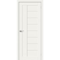 Дверь межкомнатная Браво-29 Hard Flex (Белый микс)