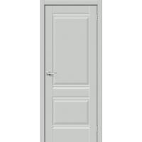 Дверь межкомнатная Прима-2 ПГ Hard Flex (Серый микс)