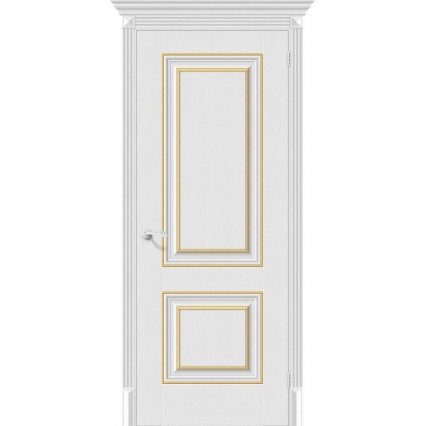 """Дверь межкомнатная """"Классико-33G-27"""" Virgin"""