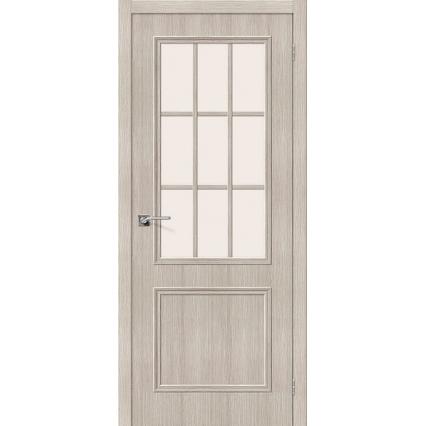 """Дверь межкомнатная """"Симпл-12"""" Дуб Беленый"""