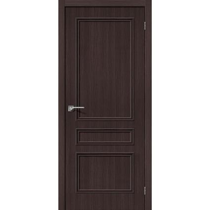 """Дверь межкомнатная """"Симпл-15.2"""" Венге"""