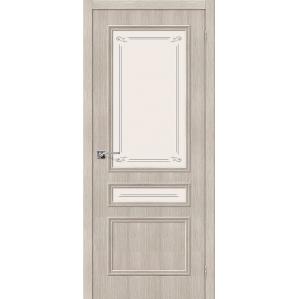 """Дверь межкомнатная """"Симпл-15.2"""" Дуб Беленый"""