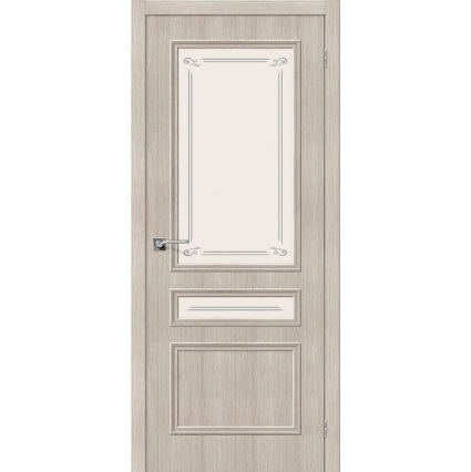 """Дверь межкомнатная """"Симпл-14"""" Дуб Беленый"""