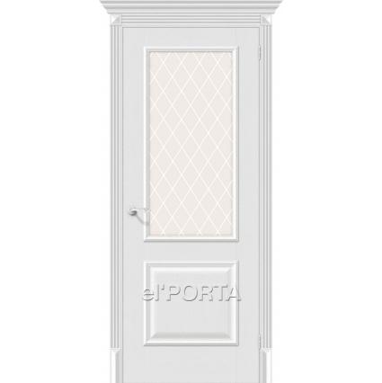 """Дверь межкомнатная """"Классико-12"""" Virgin"""