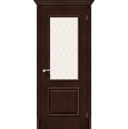 """Дверь межкомнатная """"Классико-13"""" Antique Oak"""