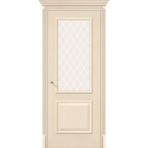 """Дверь межкомнатная """"Классико-13"""" Ivory"""